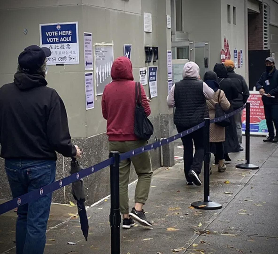 Meet Felipe, NYC elections, vaccine pop-ups