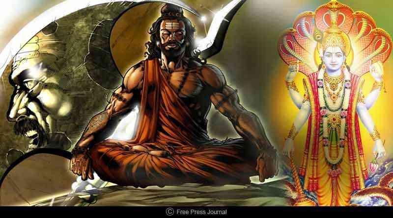 Sixth Avtar Of Lord Vishnu Who Is Said To Be Still Alive