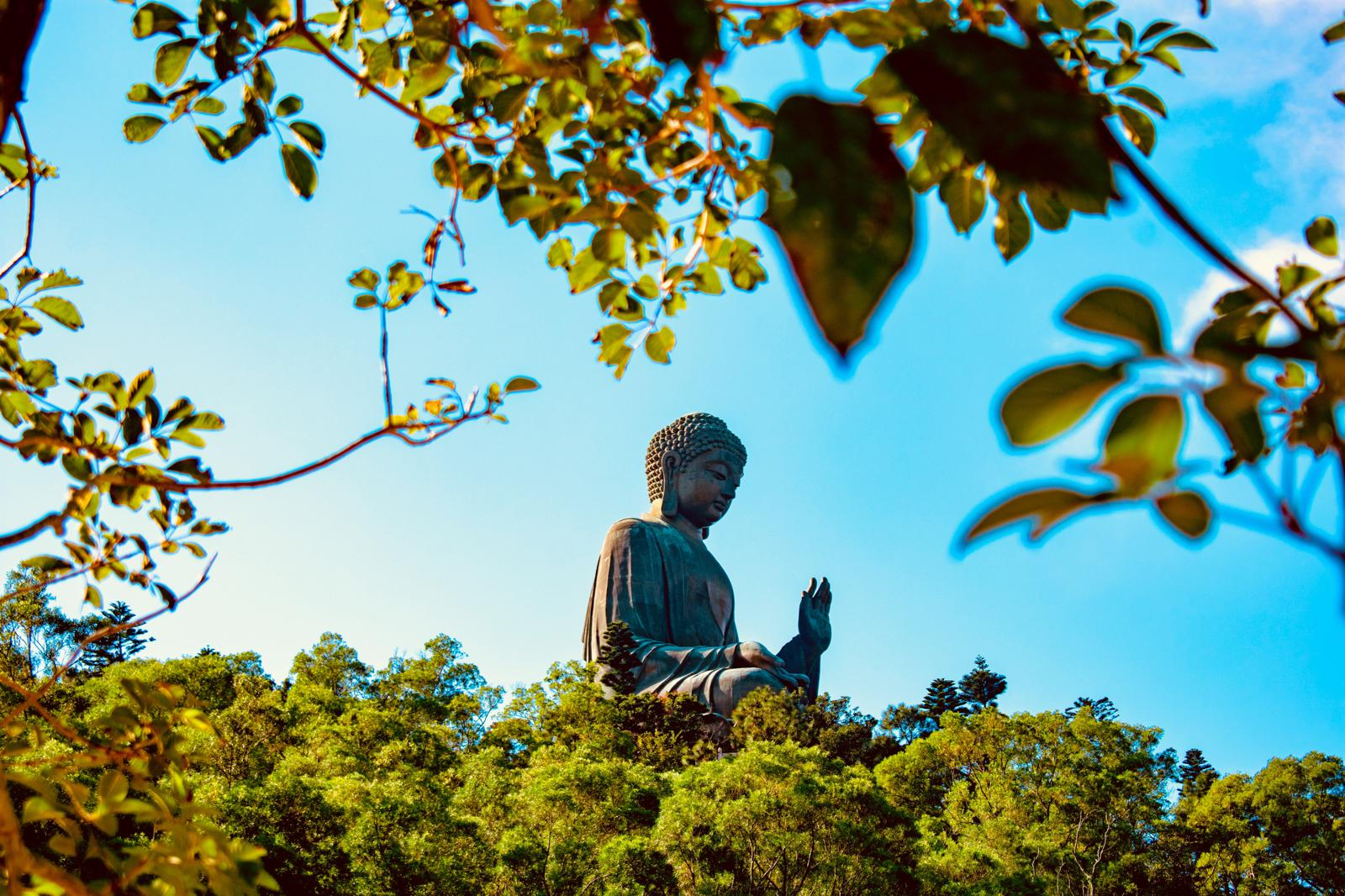 In Which Buddha Reveals The Truth About God's Existence