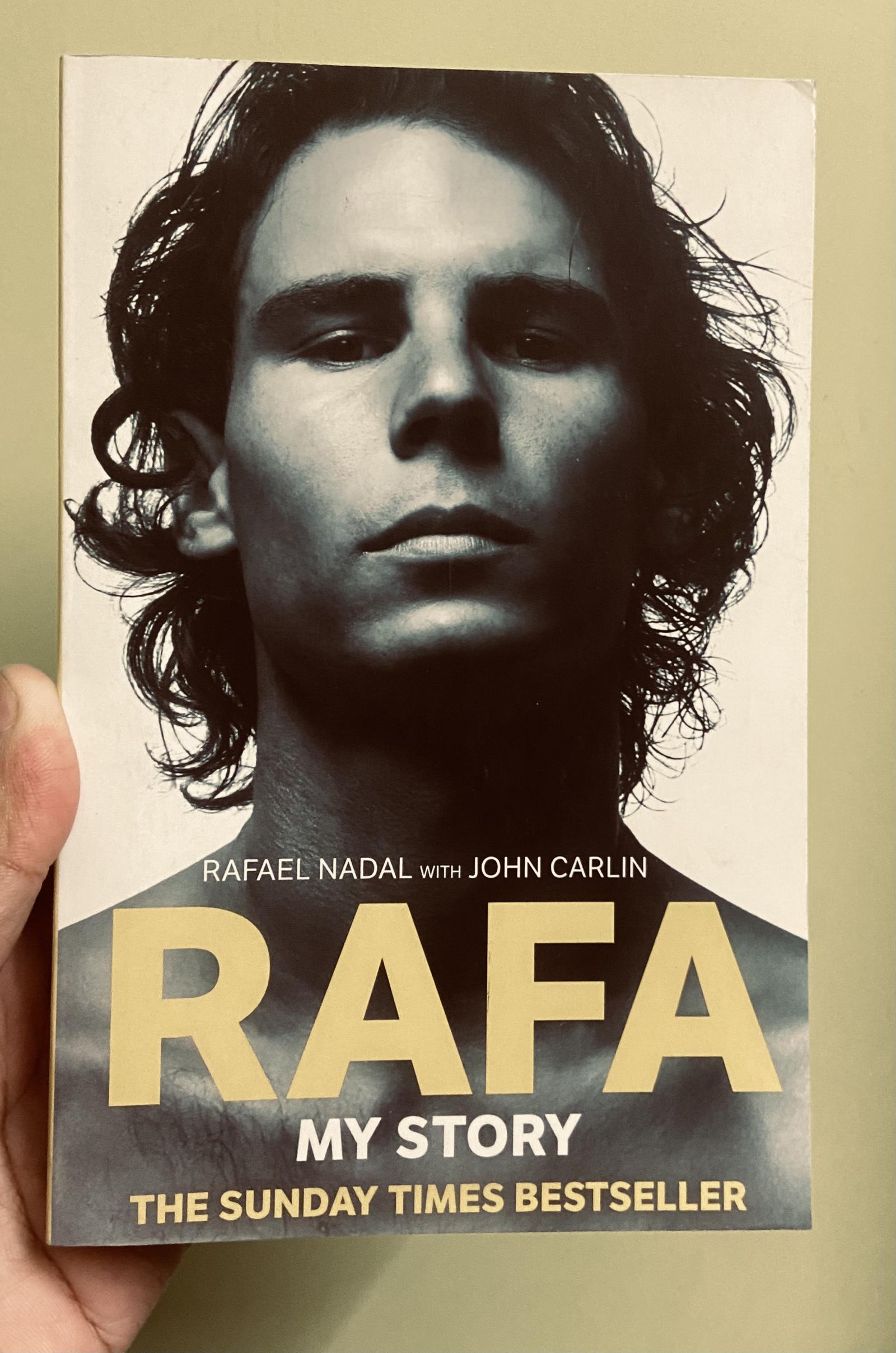 Book Review: Rafa