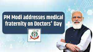 Dear Doctors, Here is what PM hide from you in his speech on Doctor's day