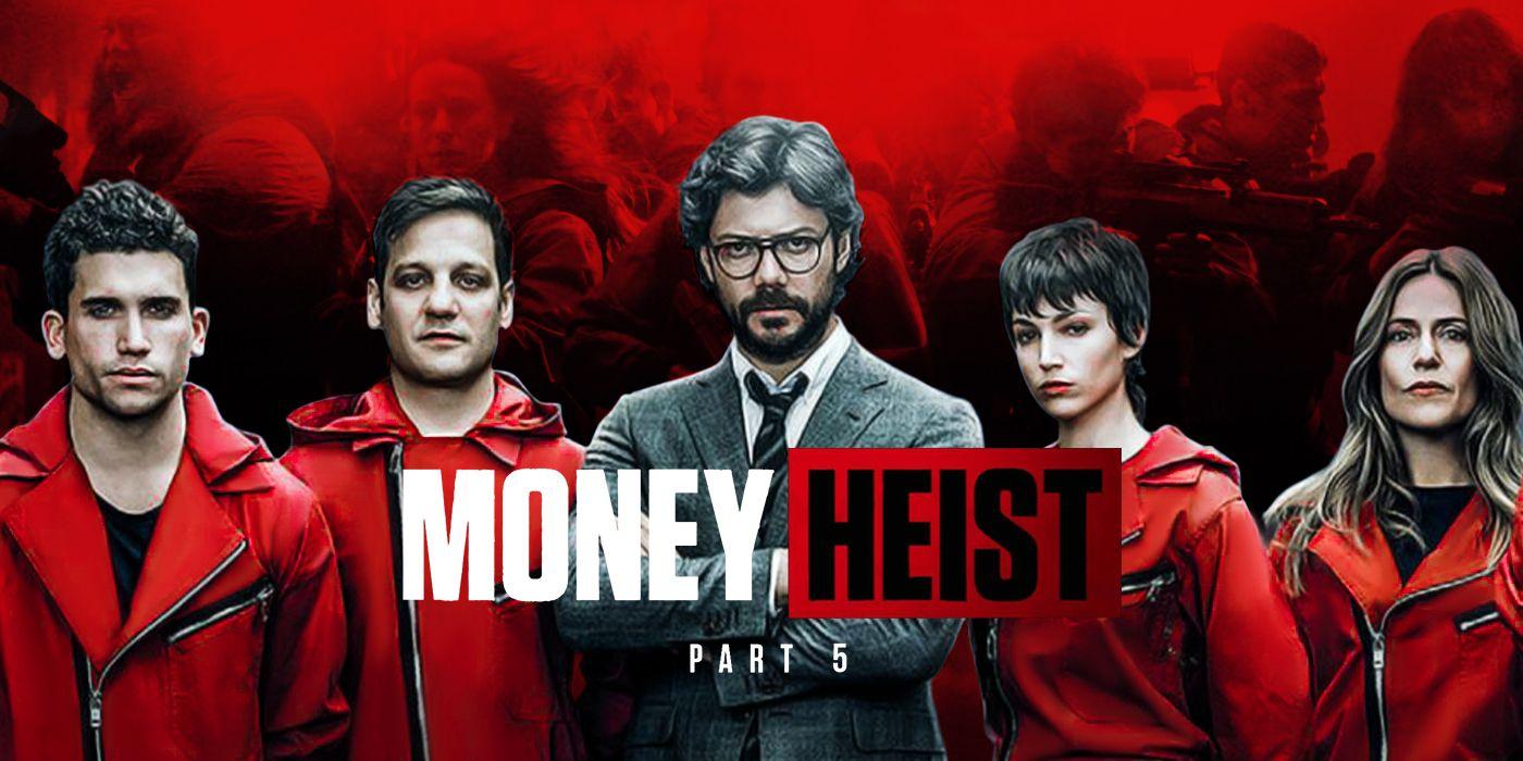 Netflix money heist web series review with update