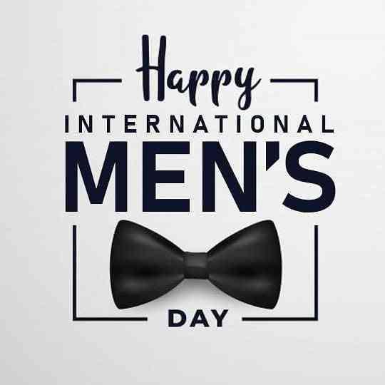 Celebration post: International Men's Day