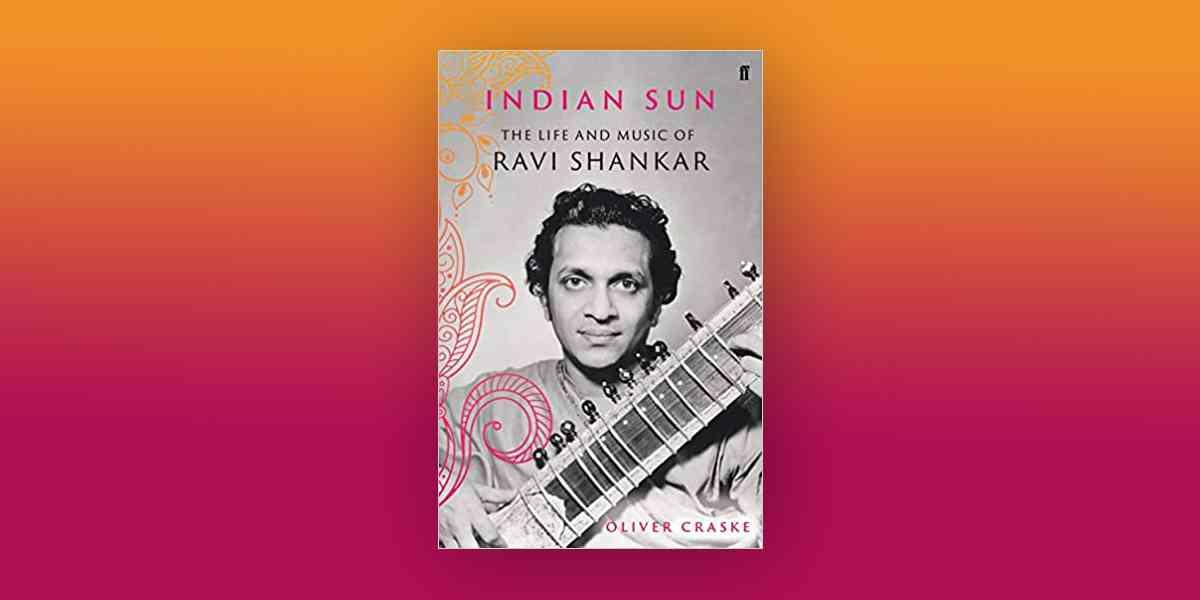 A curated playlist of Ravi Shankar's music