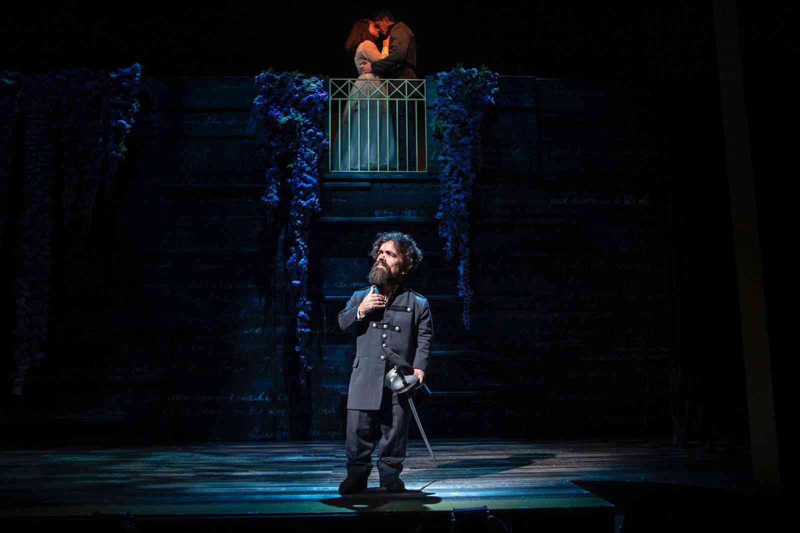 CYRANO: A LIGHTNING ROD FOR FLASHY ACTORS