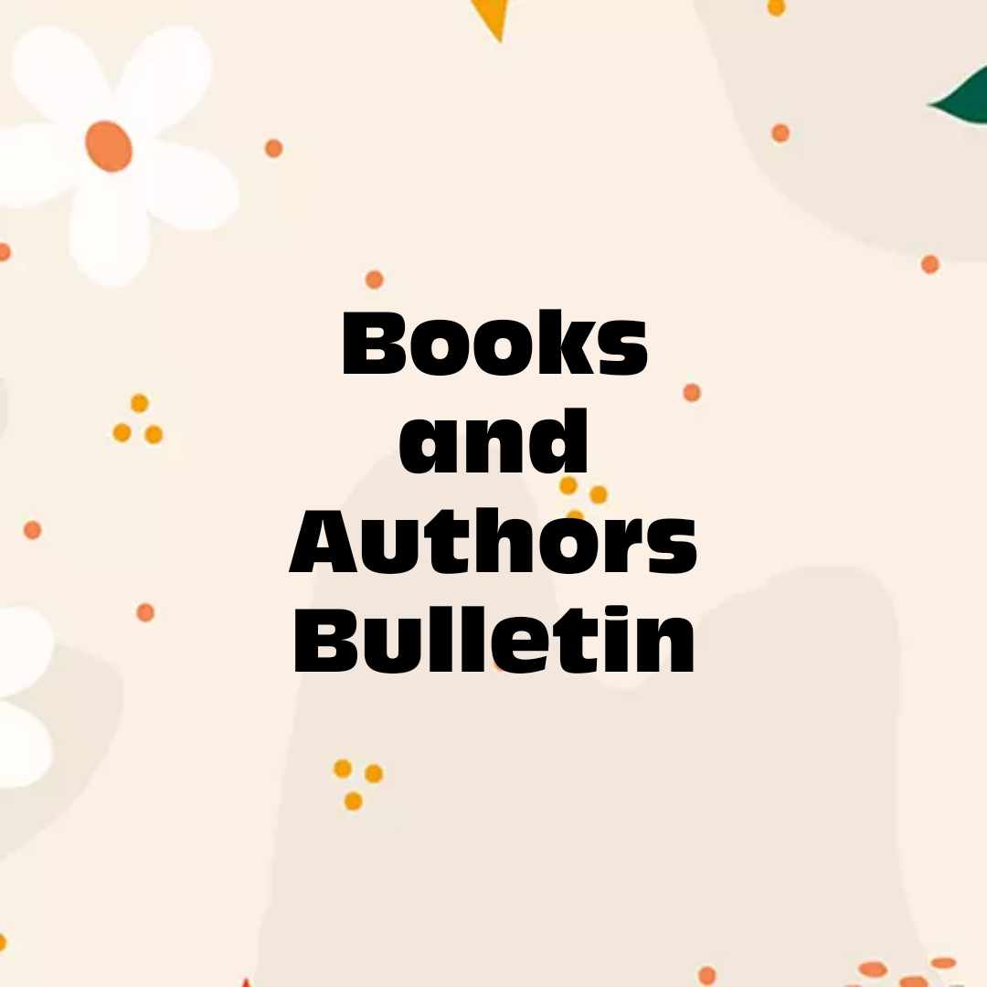 Books and Authors Bulletin logo